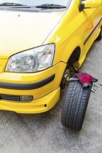 פירוק רכבים וגלגלים