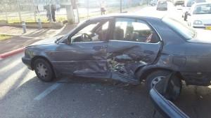 קונה רכבים אחרי תאונות במרכז