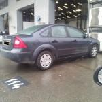 רכב שלא כלכלי לתקן ממתין לפירוק