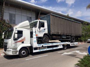 רכבי משאיות לפירוק